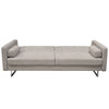Opus Convertible Tufted Sofa in Barley Fabric