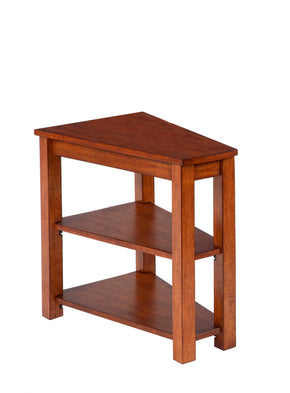 Progressive Furniture P300-61 Chairsides Transitional Chairside Table Poplar - Birch Veneer