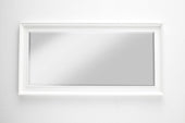 Halifax Grand Mirror (HVP) White semi-gloss