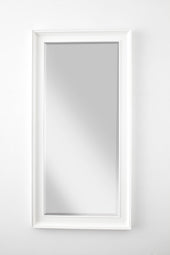 Halifax Mirror Profile White semi-gloss