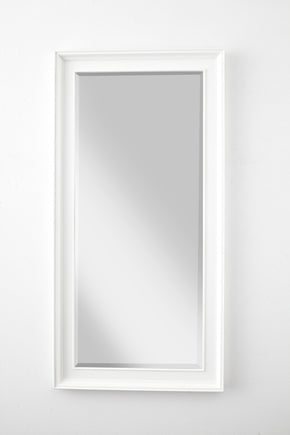 Halifax French Countryside Mirror Profile White Semi-gloss