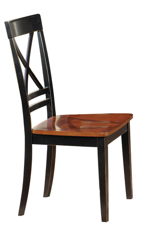 Black Lacquer Dining Chairs at Contemporary Furniture Warehouse ...