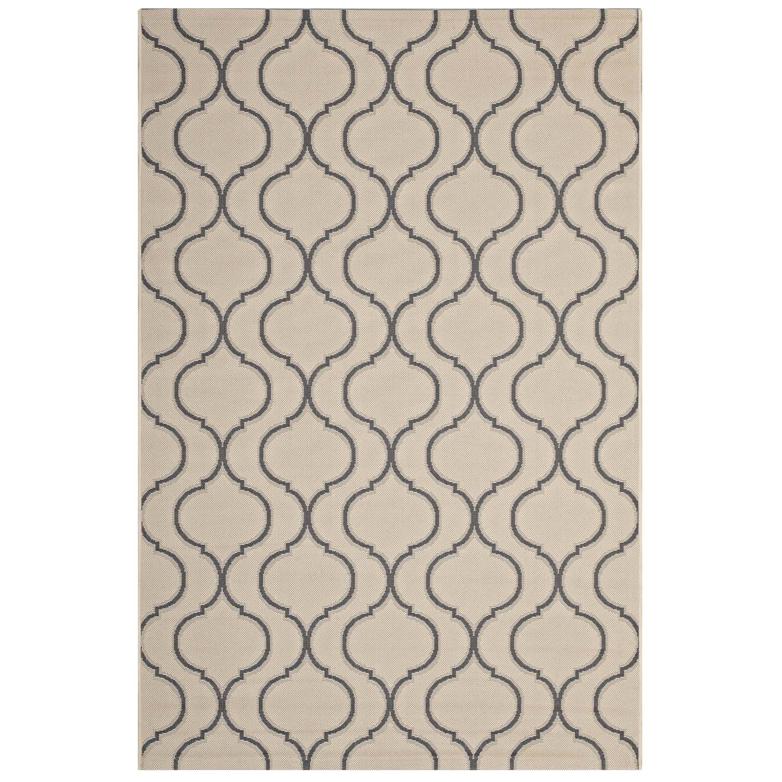 Modway Rugs On Sale R 1136a 810 Linza Wave Abstract