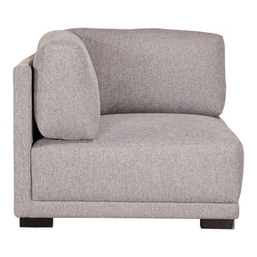 Moe's Home Collection RN-1114-29 Romeo Corner Chair Grey