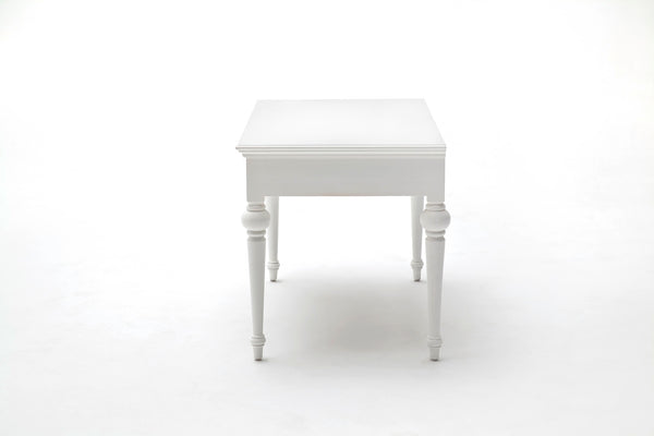 Provence Desk White semi-gloss