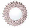 Mirrors - Tov Furniture TOV-C18139 Pile Pink Distressed Mirror | 806810357224 | Only $274.80. Buy today at http://www.contemporaryfurniturewarehouse.com