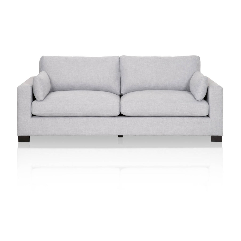 Star International Furniture 2002-3.STAGRY Tailor Sofa Static Grey, Black | 100% Polyester