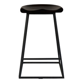 Moe's Home Collection UH-1010-20 Jackman Counter Stool-Set Of Two