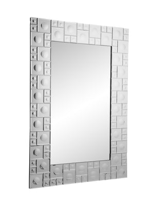 Moe's Home Collection WQ-1001-17 Lanvin Mirror Clear