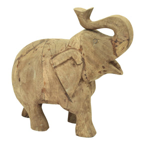 Moe's Home Collection YZ-1009-24 Wooden Elephant