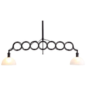 Zuo Modern 98233 Jade Ceiling Lamp Antique Black Gold