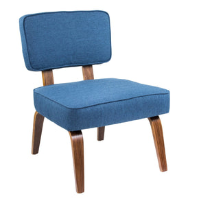 Nunzio Chair Navy Blue