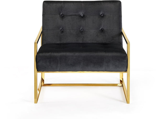 ... Pierre Gold Accent Chair ...