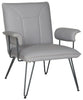 Johannes Arm Chair Grey