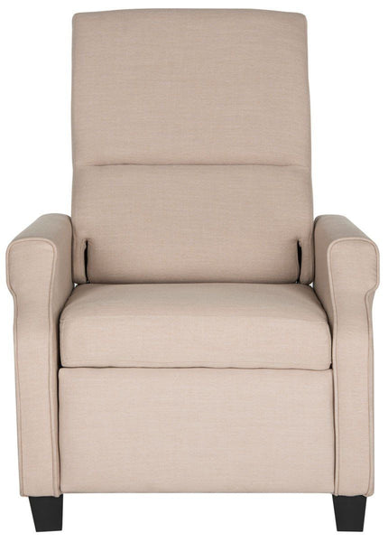 Hamilton Recliner Chair Beige Accent