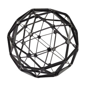 Elk Group ELK-172-007 Black Structural Orb Black | 843558130498 | $144.00. Accessories. Buy today at http://www.contemporaryfurniturewarehouse.com