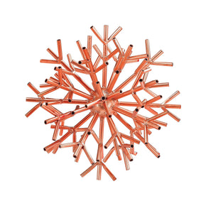 Ardor Table Sculpture In Bright Copper Accessories