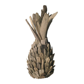 Driftwood Pineapple Tan Accessories