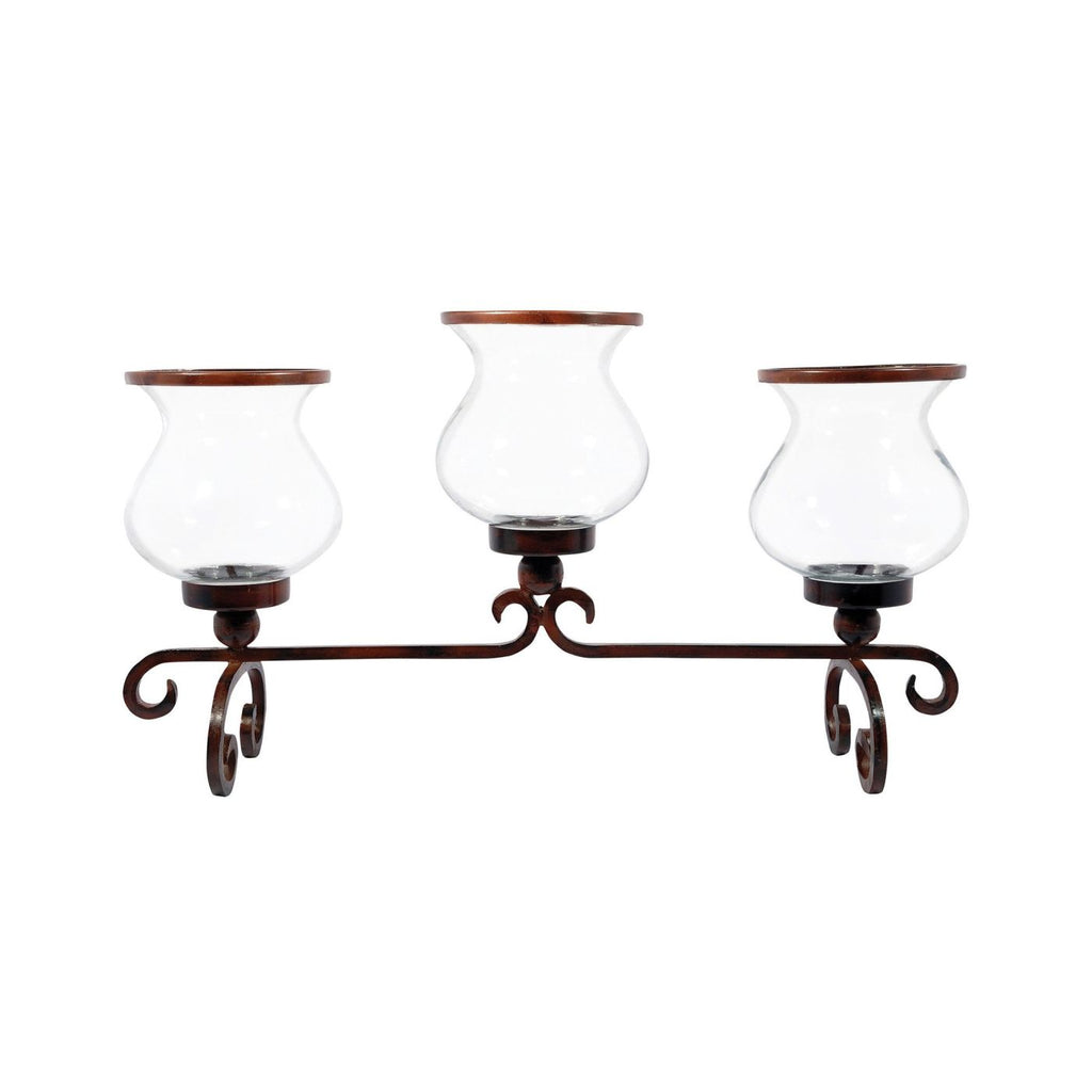 Bandera Centerpiece Montana Rustic,clear Accessories