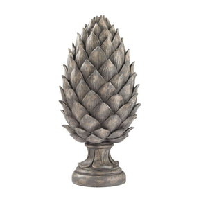 Aged Grey Pine Cone Accessories