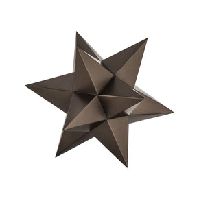 Aged Bronze Table Top Stars Accessories