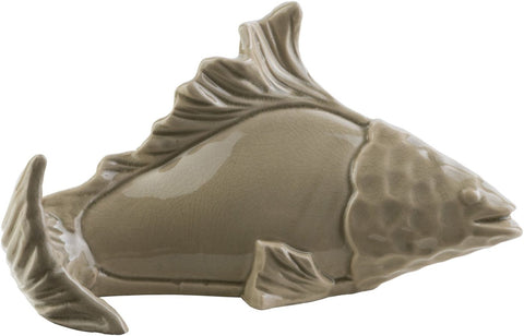 Clearwater Coastal Fish Olive Light Gray Accessories