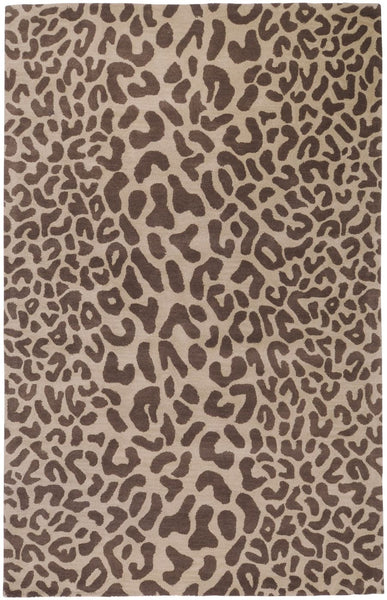 Animal, Browns, Rugs, Tan & Neutrals - Surya ATH5000-1014 Athena Animal Area Rug Brown | 764262300345 | Only $2052.00. Buy today at http://www.contemporaryfurniturewarehouse.com