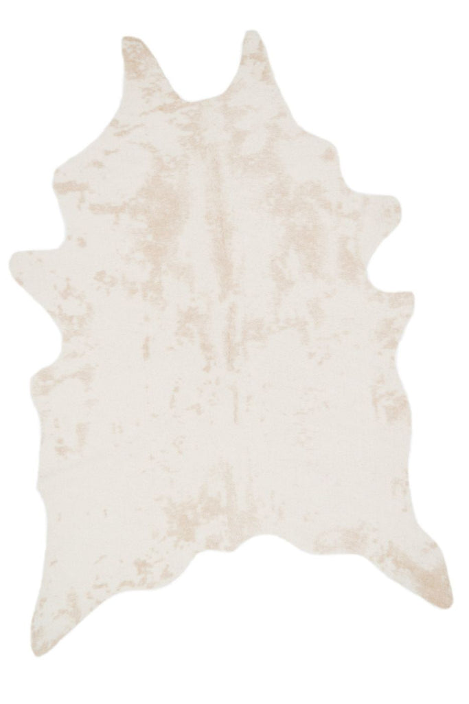 Loloi Grand Canyon Faux Hide Ivory Area Rug