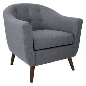 Rockwell Chair Grey Armchair