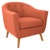 Rockwell Chair Orange