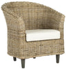 Omni Barrel Chair Natural Unfinished