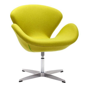 Pori Arm Chair Pistachio Green Steel Armchair