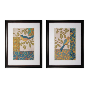Art - Elk Group ELK-10225-s2 Avian Ornament I And Ii | Only $249.90. Buy today at http://www.contemporaryfurniturewarehouse.com