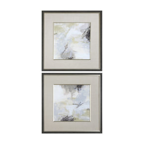 Abstract Vistas Framed Prints S/2 Art