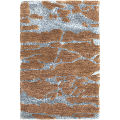 Banshee Area Rug Brown, Gray