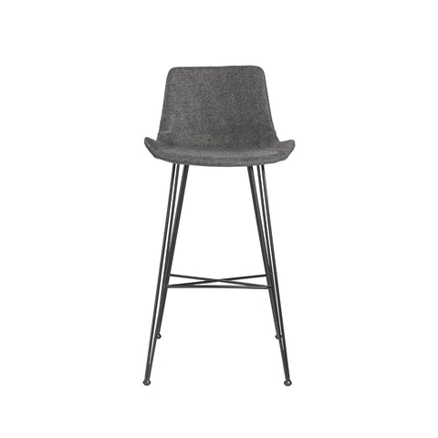 Marvelous Buy Euro Style Euro 30485Ltgry Ura C Counter Stool In Light Cjindustries Chair Design For Home Cjindustriesco