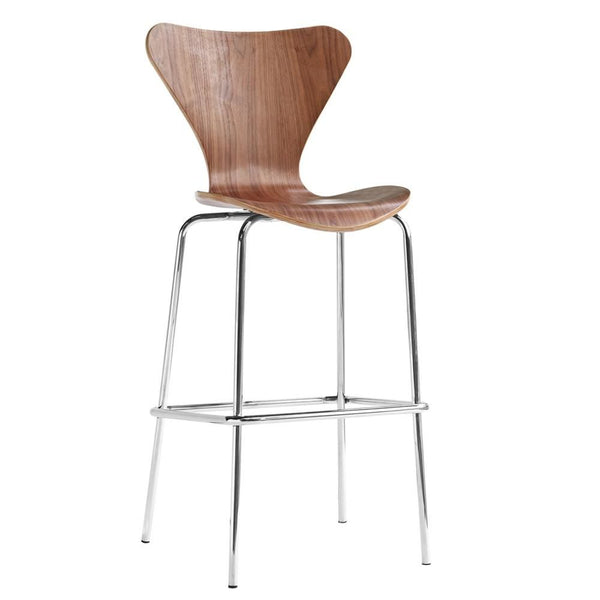 Jays Bar Stool Walnut Chair