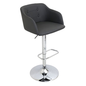 Campania Barstool Grey Bar Chair