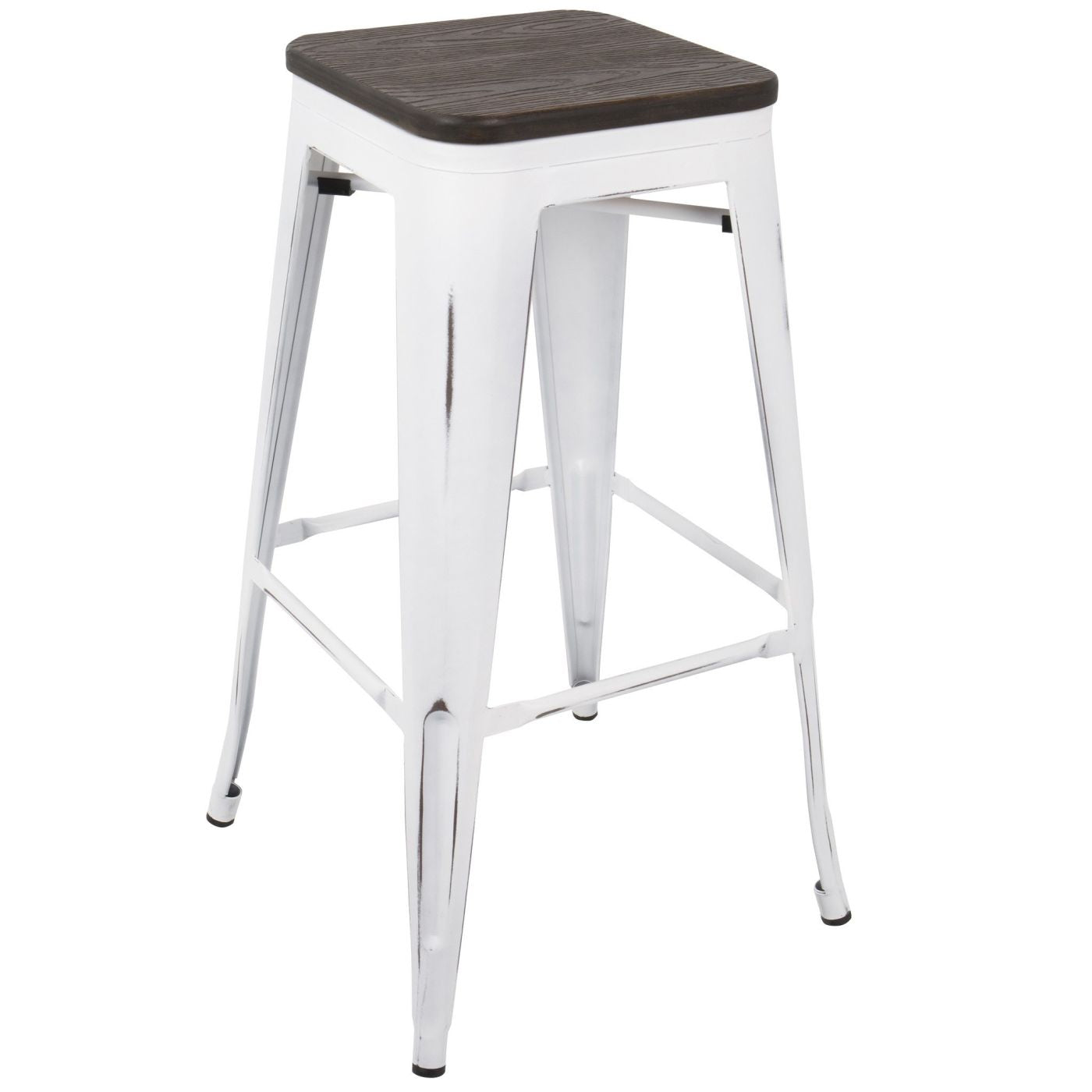 Buy Lumisource Bs Or Vw E2 Oregon Industrial Barstool
