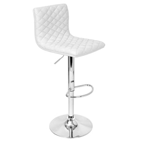 Caviar Barstool White Bar Chair
