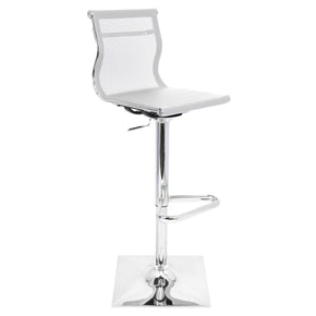 Mirage Barstool White Bar Chair