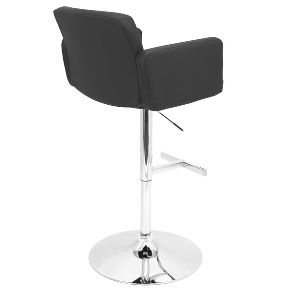 Stout Barstool Black Bar Chair