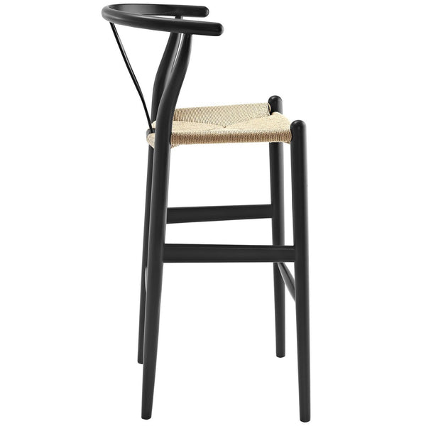 ... Hans Wegner Style Wishbone Bar Chair ...