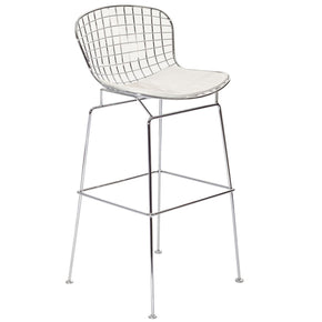 Cad Bar Stool White Chair