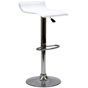 Bar Chairs - Modway EEI-579-WHI Gloria Bar Stool | 848387026233 | Only $49.80. Buy today at http://www.contemporaryfurniturewarehouse.com