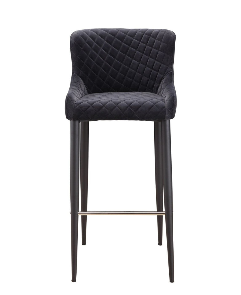 Best Price On Moes Home Collection Er 2049 25 Etta Bar Stool Dark