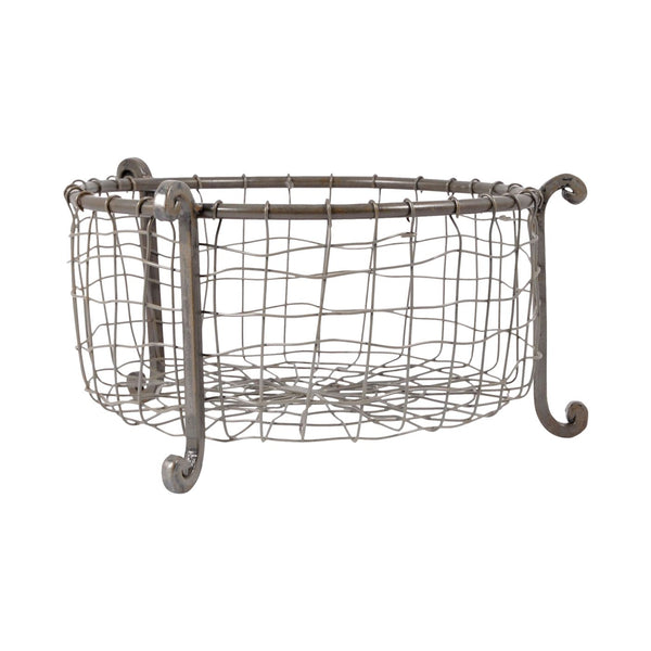 Rockwell Open Fruit Basket Natural