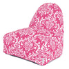 Hot Pink French Quarter Kick-It Chair Bean Bag