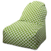 Sage Bamboo Kick-It Chair Bean Bag