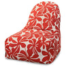 Red Plantation Kick-It Chair Bean Bag